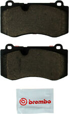 Brembo Disc Brake Pad Set fits 2007-2014 Mercedes-Benz CL600 S600 S550  WD EXPRE