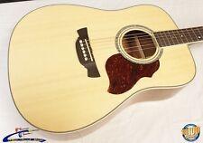Crafter D8/N Acoustic Guitar w/Gig Bag, D8 Engelmann Spruce & Mahogany!!! #8446