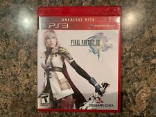 Final Fantasy XIII Boxed & Complete PS3