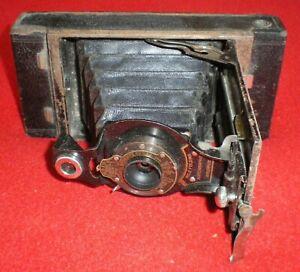 Appareil photo Kodak No. 2 Folding Autographic Brownie US WW2
