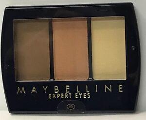 4 Maybelline Expert Eyes Hypoallergenic Eye Shadow AU NATURAL  .19 oz  # 50