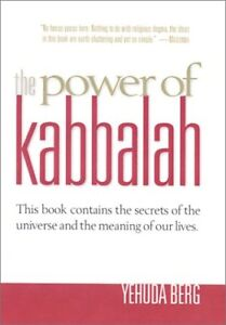 The Power of Kabbalah : This Book Contains the Sec