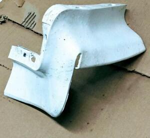Genuine Mopar 3791418 White RH Passenger Rear Bumper Filler 1976-77 Aspen Volare