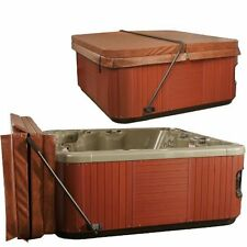 Jacuzzi Mount Cover Outdoor Spa Easy Lift Heavy Duty Canopy Anti Rust Protection