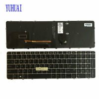Original laptop New For HP EliteBook 850 G3 ZBook 15u G3 US Backlit keyboard