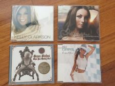 SET OF 4 CD'S BY KELLY CLARKSON, RICKI-LEE, GWEN STEFANI & BLU CENTRELL
