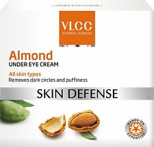 VLCC Almond Under Eye Cream 15 gm - Wheat Germ Oil, Almond & Olive Oils
