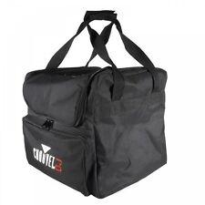Chauvet CHS40 Lighting Effect Carry Bag DJ Equipment 2 Compartment Flight Case
