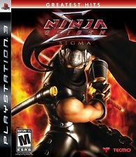Ninja Gaiden Sigma (Greatest Hits) PS3 - Very Good - Game Disc Only