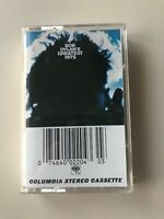 Bob Dylan's Greatest Hits Cassette Tape  Fast SnH L@@K!