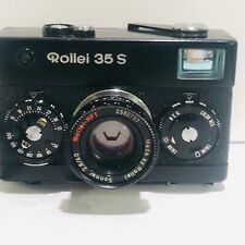 Vintage Rollei 35 S 35mm Camera Singapore Not Working