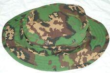 Boonie hat in Russian Partizan Camo 59cm BNWT