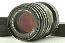 【 Exc+++++ 】 Minolta M-Rokkor 90mm f/4 for CL CLE Leica M Mount Lens From JAPAN