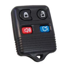 HQRP Carcasa para llave mando de remoto con 4 botones Lincoln Aviator 2003-2005