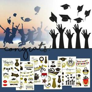 School Stickers Scrapbooking stickers Diploma Degree Gown Nice Adhesion