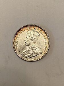 Canada 1912  10c. Ch AU/Unc(3900)