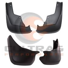2017-2020 Chevrolet Trax Genuine GM Front & Rear Molded Splash Guards