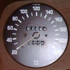 Tachimetro contachilometri BMW serie E3 - modello 2500