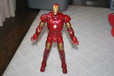 """2007 Marvel Hasbro 12"""" Ironman Action Figure Talks, Lights Up"""