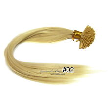 Solid Single Color Synthetic Feather Hair Extensions Salon Home 10/20pcs