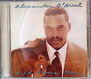 Alexander O'Neal - All True Man (CD 1991)