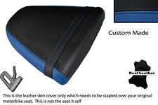 ROYAL BLUE & BLACK CUSTOM FITS SUZUKI SRAD GSXR 96-00 600 750 REAR SEAT COVER