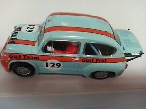 Fiat Abarth 1000 Gulf Scalextric