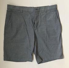 """ETRO Houndstooth Bermuda Cotton Shorts - 52 / 36"""" Waist"""