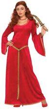 Déguisements rouge pour femme, princesse