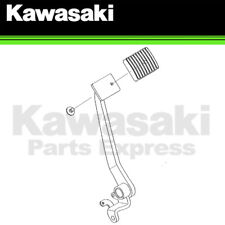 NEW 2015 - 2019 GENUINE KAWASAKI VULCAN S 650 BRAKE PEDAL LEVER & PAD