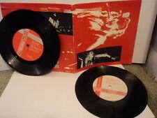 LENE LOVICH STUDIO TRACKS 45 1979 UK Stiff BUY 69 G/F 2 Record Set MINT VINYL EP