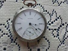 Waltham 16s 7 Jewel Pocket Watch