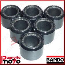 KIT 6 RULLI MASSETTE BANDO 23X18 25G KYMCO QUAD MAXXER 300
