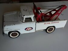 Vintage Tonka AA Wrecker Tow Truck Pressed Steel Toy