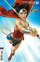Wonder Woman #762 Cvr B Joshua Middleton Card Stock Var (2020 Dc Comics)