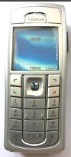 NOKIA 6230i SILVER CAMERA PHONE 7 MONTH WARRANTY – EXPERT SELLER