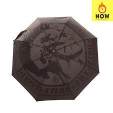 DIESEL AMBRELLA Mohawk Print Auto Open/Close Folding Telescopic Umbrella