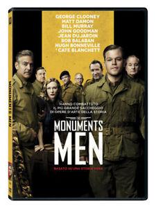 Monuments Men (2014) DVD USATO (MA IN OTTIME CONDIZIONI)