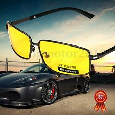 Polarized UV Sunglasses Night Vision Driving Sport Eyewear Shade Glasses UV 400