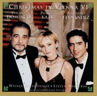 PLACIDO,DOMINGO/KAAS,PATRICIA/+  - CHRISTMAS IN VIENNA VI  CD NEW+