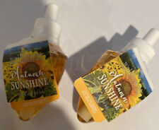 Autumn Sunshine Wallflower Fragrance Bulb Bath Body Works 0.8oz NEW