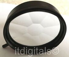 37mm Multi Image Figure 9F Lens Filter Multivision 9R Multi Face Multiple 37 mm