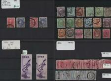 JAPAN: 1876-1945 Collection of Used & Unused Examples - 8 Stock Cards (32465)