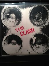 Clash 1979 Show Sound Check One Sided LP Buzzcocks Specials Strummer Rancid Ness