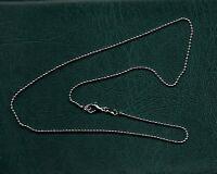 Chaîne de cou en argent - 46 cm  (221)