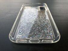 Casemate iPhone X Waterfall Clear Glitter Case