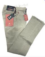 Sartoria Tramarossa LEONARDO T001 - jeans - pantalone - Col. BEIGE - SALDI