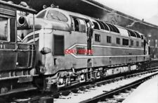 PHOTO  1959 ENGLISH ELECTRIC 'DELTIC' PROTOTYPE CO-CO DIESEL-ELECTRIC ON CLEARAN