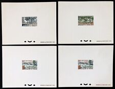Senegal 11 Epreuve Deluxe Proof MNH Collection Lot Very Fine France Africa