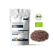 Basicfoods Bio Kakao Nibs 1kg Kakaonibs 1000g DE-ÖKO-006